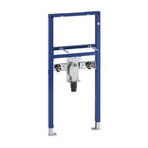 Geberit Duofix 112 cm 111.480.00.1 Pro umyvadlo, pro stojánkovou baterii, univerzální připojení vody, podomítková zápachová uzávěrka