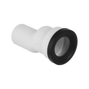 Geberit Monolith Pripojovacie hrdlo pre stojacie WC etážované alpská biela 131.085.11.1