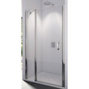 SanSwiss SWING line SL13 Jednokrídlové dvere s pevnou stenou v rovine rôzne rozmery a prevedenia