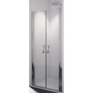 SanSwiss SWING line SL2 Dvojkrídlové dvere rôzne rozmery a prevedenia skla