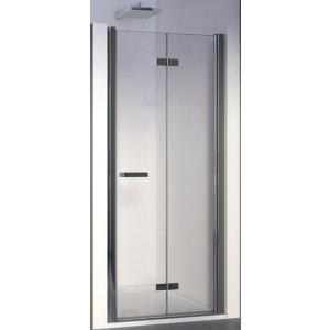 SanSwiss SWING line F SLF1 Dvoudílné skládací dveře různé rozměry a provedení