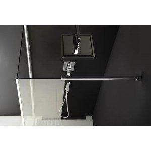 Sapho MODULAR SHOWER Vzpera k MS na sklo, 950 mm, chróm MSBR3