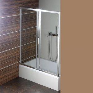 Sapho DEEP sprchové dvere posuvné, číre sklo, rôzne prevedenia