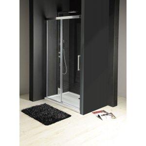 Sapho FONDURA sprchové dvere, číre sklo, rôzne prevedenia