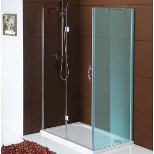 Sapho LEGRO sprchové dvere, číre sklo,