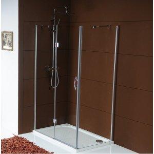 Sapho LEGRO obdĺžniková sprchová zástena L/P varianta,