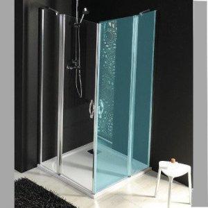 Sapho ONE sprchové dvere, číre sklo