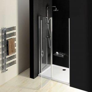 Sapho ONE sprchové dvere do niky, číre sklo,