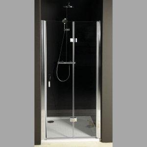 Sapho ONE sprchové dvere skladacie 900 mm, číre sklo