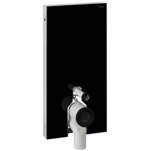 Geberit Monolith Modul pre stojacie WC, 101 cm, s P-kolenom, pripojenie na vodu zdola rôzne prevedenia