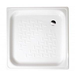 Sapho Smaltovaná štvorcová sprchová vanička