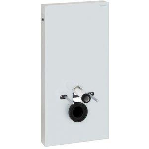 Geberit Monolith různá provedení 131.221 Plus modul pro závěsné WC, 101 cm, s přímým hrdlem, připojení na vodu zdola