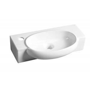 Sapho Small Umývadielko AVE 50x13x27,5 cm, keramika BH7003