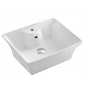 Sapho Umývadlo na dosku 49,5x41,5x19,5 cm, keramika 49411