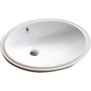 Sapho Umývadlo zápustné 57x19x43 cm, keramika TP216