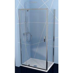 Sapho EASY LINE obdĺžniková sprchová zástena pivot dvere L/P varianta