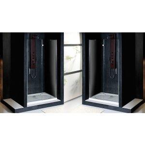 Sapho VITRA LINE sprchové dvere, číre sklo, rôzne prevedenia
