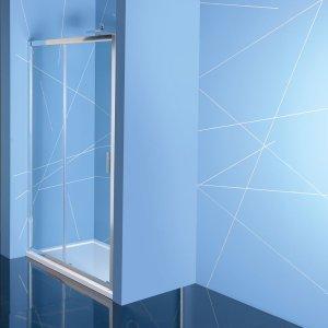 Sapho EASY LINE sprchové dvere, číre sklo, rôzne prevedenia