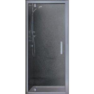 IDEAL Standard SYNERGY Pivotové dvere Lesklá strieborná