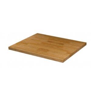 Kronzi Element 17 Doska pod umývadlo z dubového masívu rôzne rozmery