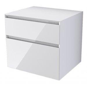 Kronzi Element 13 Dvoj-zásuvková skrinka s doskou pod umývadlo rôzne rozmery
