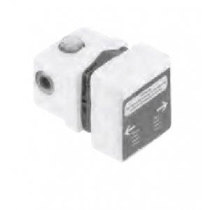 KLUDI PURE&STYLE Podomietkové teleso pre sprchové batérie DN 15 chróm 38828