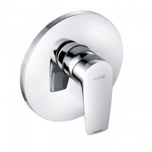KLUDI PURE&SOLID Podomietková sprchová jednopáková batéria chróm 346550575