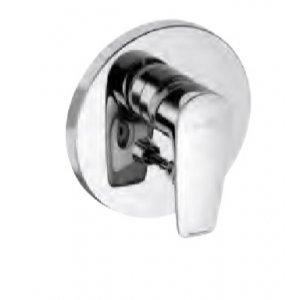 KLUDI PURE&SOLID Podomietková jednopáková vaňová sprchová batéria chróm 344190575