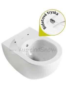 Creavit REMO Závesné WC + bidet 2v1 FE322