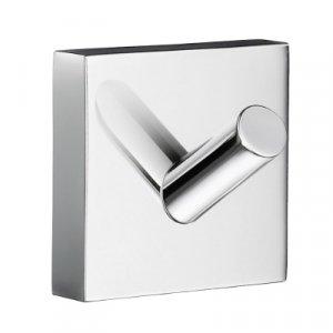 Smedbo House Vešiak jednoháčik 45 x 45 mm, rôzne prevedenia