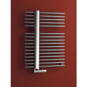 PMH Kronos Rovný kúpeľňový radiátor s pripojením na stred rôzne prevedenia