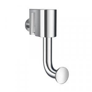 Smedbo Sideline Háčik na sklo sprchovacieho kúta 80 mm, leštený chróm DK3111
