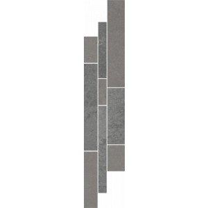 Paradyz Naturstone 14,3 x 71 x 0,9 cm grafit matný L143X7101NATEGTPAMX Listela