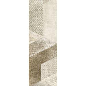 Paradyz Attiya 20 x 60 x 0,95 cm beige motív C matný S200X6001ATTIBEMOC Obklad