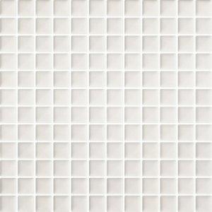 Paradyz Orrios / Orrion 29,8 x 29,8 x 0,85 cm bianco matný MP298X2981ORRIBI Mozaika