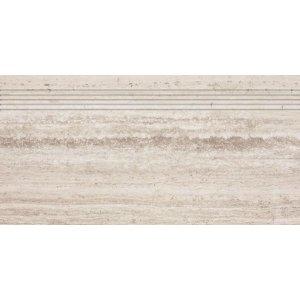 RAKO ALBA schodovka béžovo-sivá 30x60 DCPSE732