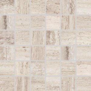RAKO ALBA mozaika set béžovo-sivá 30x30 DDM06732