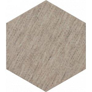 Paradyz Esagon 17,1 x 19,8 x 0,75 cm linum beige inserto B matný I198X1711ESAGBELINB Obklad