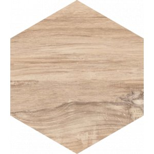 Paradyz Esagon 17,1 x 19,8 x 0,75 cm wood beige matný S198X1711ESAGBEWO Obklad