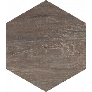 Paradyz Hexx universum 26 x 26 x 1 cm wood beige heksagon matný ZH260X2601HEXXWOBE Dlažba