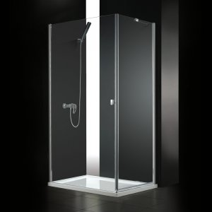 Aquatek Glass Sprchový kút R10 100x80
