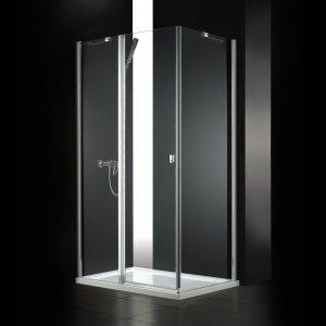 Aquatek Glass Sprchový kút R13 100x80