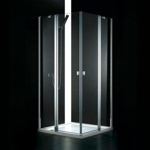 Aquatek GLASS Sprchový kút A4 90