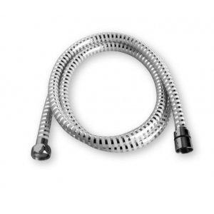 Mereo Sprchová hadica biela/chróm CB110