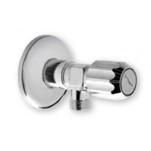 Mereo Rohový ventil chróm CR37L