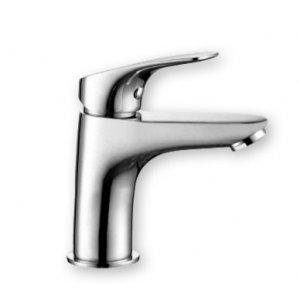 Mereo Eve Batéria umývadlová stojanková rôzne prevedenia, chróm