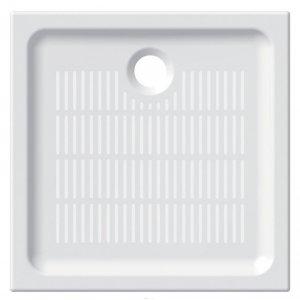 Mereo Vanička sprchová štvorcová rôzne prevedenie, keramika