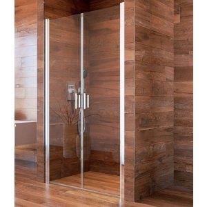 Mereo Lima Sprchové dvere dvojkrídlové, lietacie rôzne prevedenie