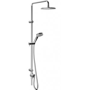 HANSA VIVA Sprchový systém sprchová tyč vedúca vodu, DN 15 (G 1 / 2) 44180200