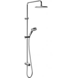 HANSA VIVA Sprchový systém sprchová tyč vedúca vodu, DN 15 (G 1 / 2) 44190200